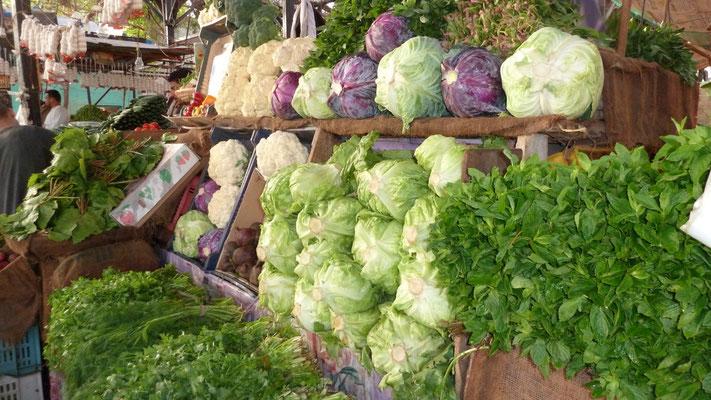 Gemüsebasar Hurghada