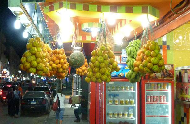 Hurghada Früchtebasar