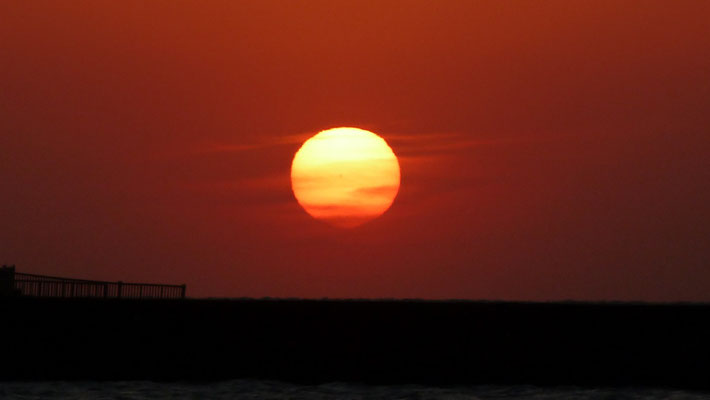 Hurghada Sonnenaufgang
