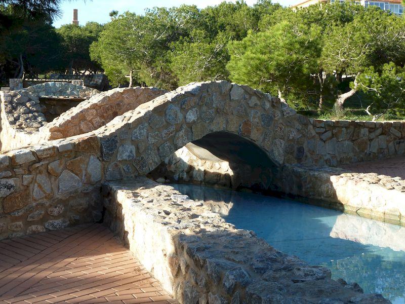 Wassermühlenpark - Parque Molino del Agua