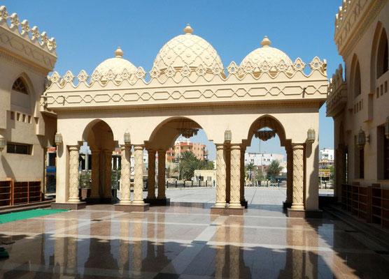 El Miniya Moschee